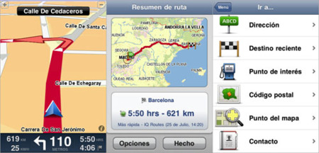 TomTom para el iPhone ya disponible