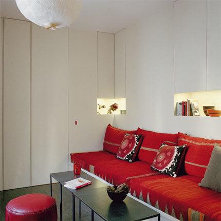 Casas que inspiran: un estudio de 18 metros cuadrados. ¿Posible?