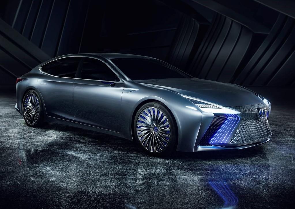 Foto de Lexus LS+ Concept, Auto Show de Tokio 2017 (1/12)