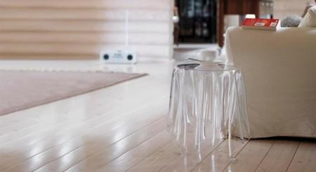 La mesa mágica y transparente de John Brauer