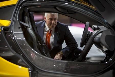 Apple manda un mensaje de amor a McLaren y los británicos prefieren mantenerlo en secreto