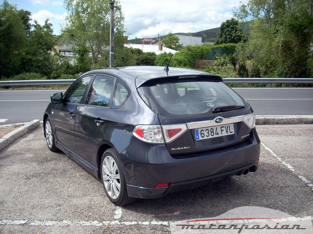 Foto de Subaru Impreza Sport (prueba) (27/32)