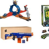 4 ofertas en juguetes de Blaze y los Monster Machine, Nerf o IMC Toys en Amazon