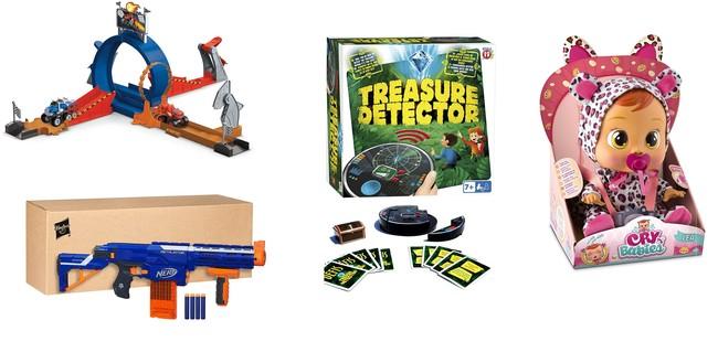 4 ofertas en juguetes de Blaze y los Monster Machine, Nerf o IMC Toys en Amazon