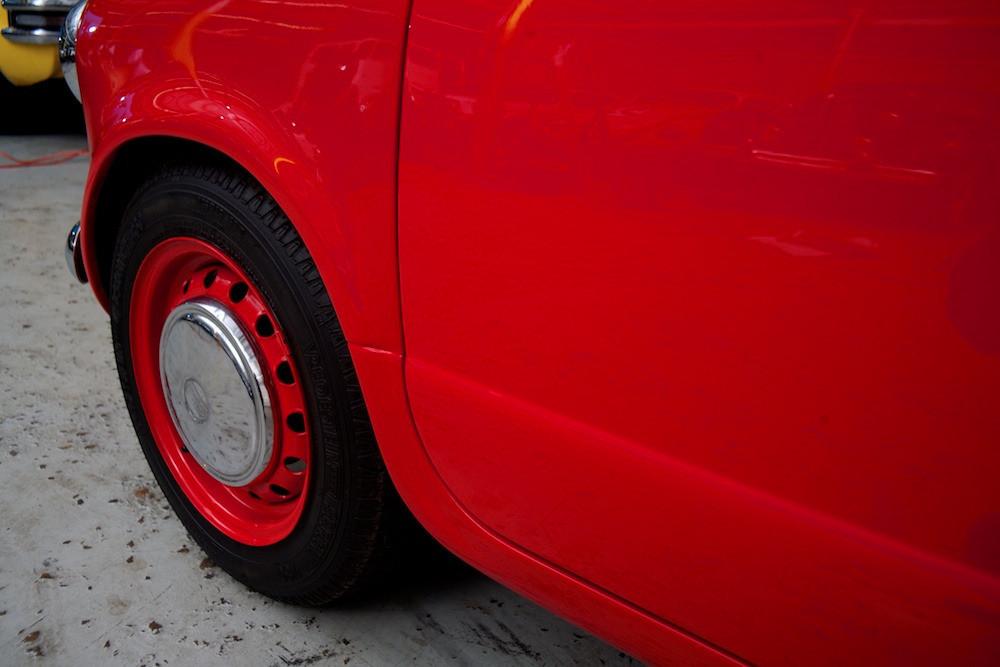 """Foto de Fiat 600 """"Maziat"""" (11/36)"""