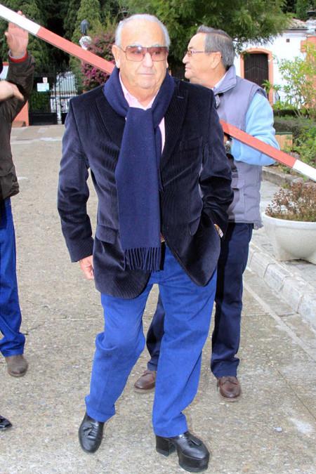 Humberto Janeiro fallece a los 76 años en el hospital de Jerez