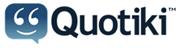 Quotiki, el Digg de las citas