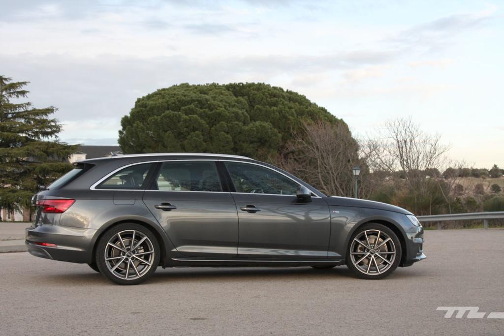 Audi A4 Avant Prueba 23
