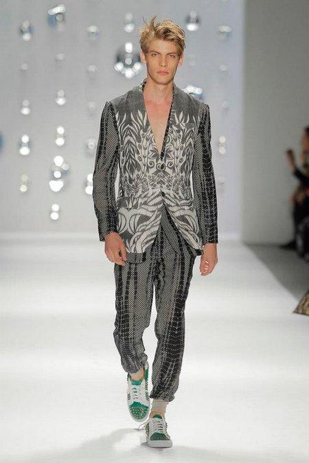 Custo Barcelona Primavera-Verano 2013 en la Mercedes-Benz Fashion Week Nueva York