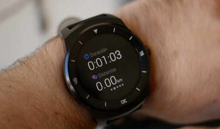 Lg G Watch R Con Endomondo