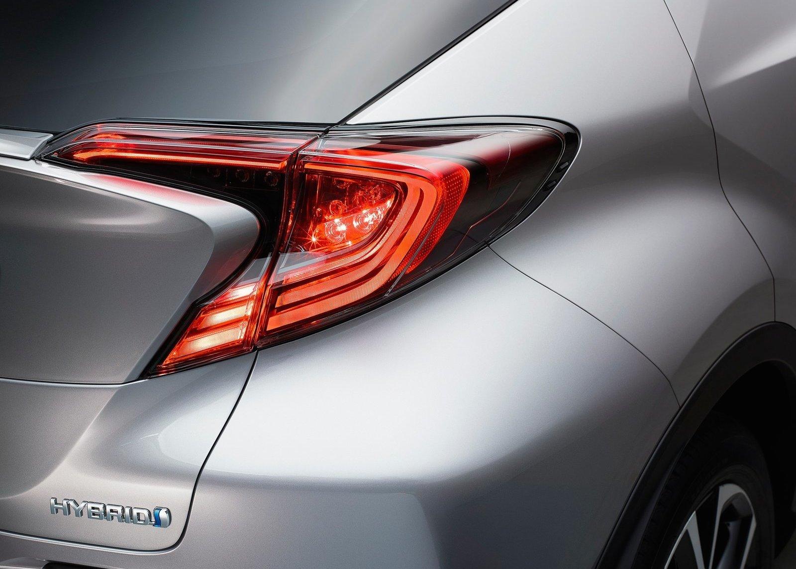 Toyota C-HR (5/5)