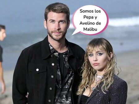 Miley Cyrus se pone nostálgica y lanza este bonito mensaje a su ex Liam Hemsworth