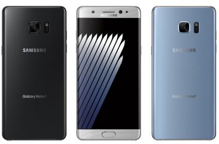 Así de bien luce el Samsung Galaxy Note 7 en las imágenes filtradas definitivas