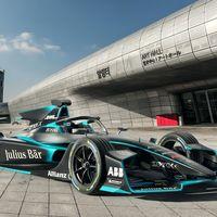 Éste es el Gen2 Evo, el nuevo coche eléctrico más agresivo y futurista para el primer mundial de Fórmula E