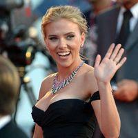 Scarlett Johansson es la estrella más taquillera de 2016