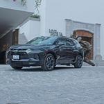 Manejamos el Chevrolet Blazer 2019, un SUV disfrazado de Camaro