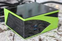 GIGABYTE tendrá un BRIX GAMING con Intel Haswell y gráficos GeForce GTX