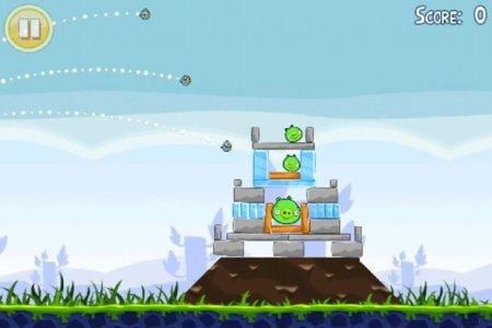 Angry Birds, Bombas Racimo