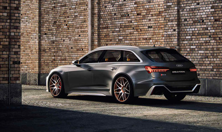 El nuevo Audi RS 6 Avant más bruto lo firma Wheelsandmore y viene con hasta 1.010 CV bajo el capó