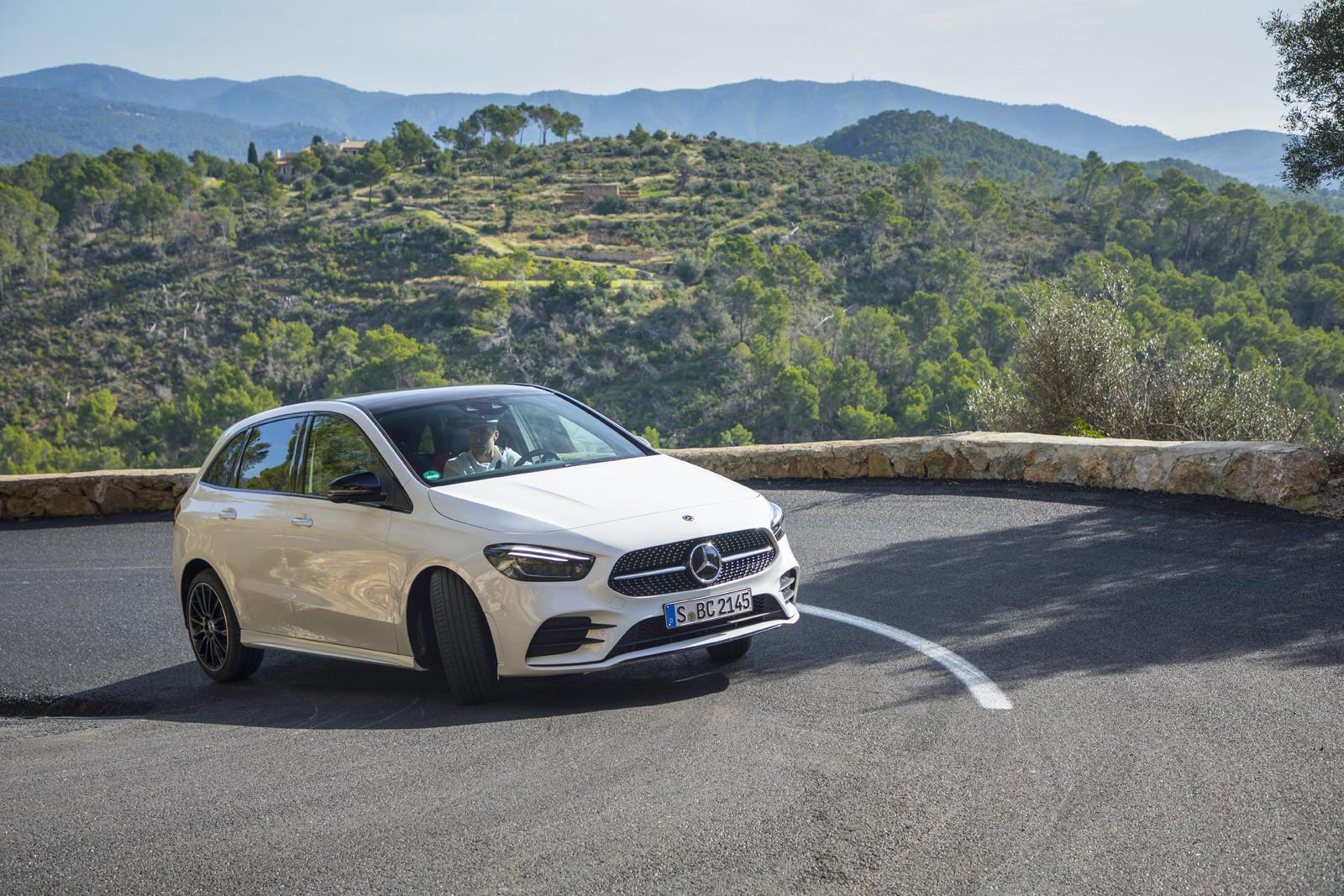 Foto de Mercedes-Benz Clase B 2019 (119/157)