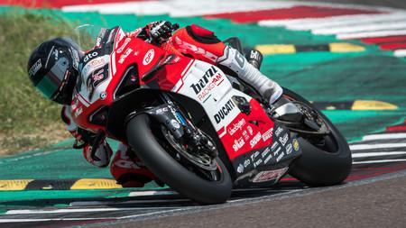 Nueve meses después de retirarse, Marco Melandri volverá a Superbikes en Jerez con una Ducati Panigale V4 R