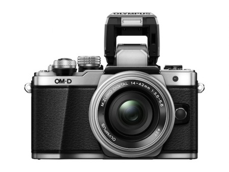 Om D E M10 Mark Ii Ez M1442ez Silver Flash