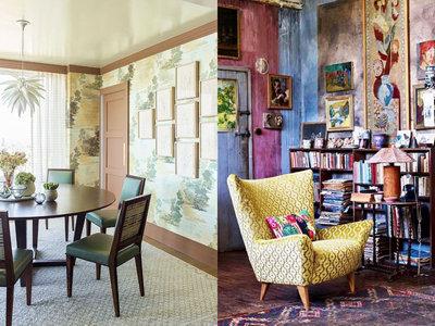 17 ideas para decorar con estilo vintage un rincón de tu casa