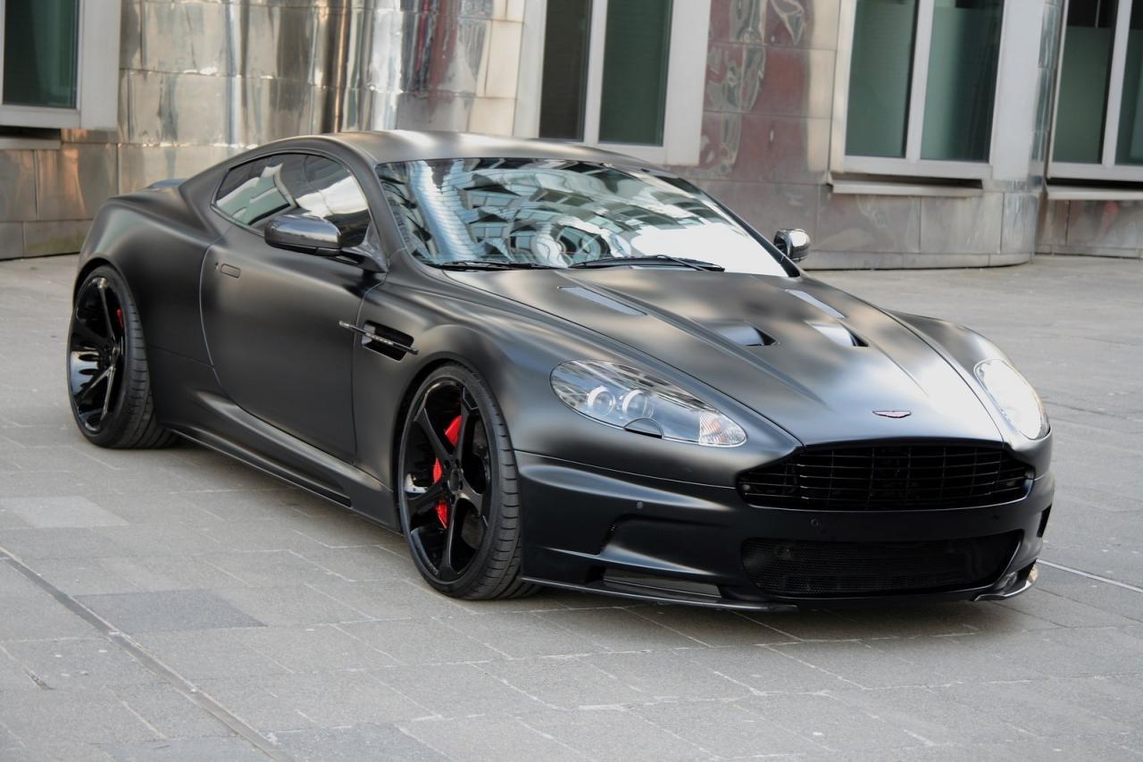 Foto de Aston Martin DBS Anderson Germany (1/10)