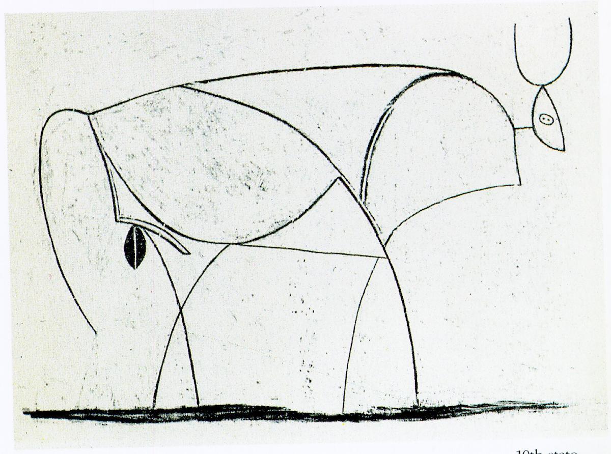 Toro de Picasso
