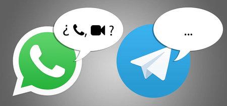 Telegram, te toca: eres oficialmente la última aplicación de mensajería en tener videollamadas
