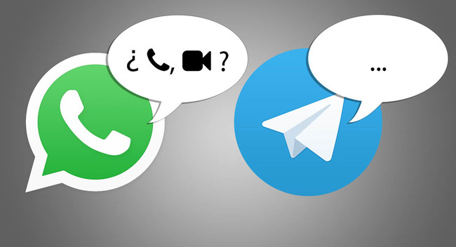 Whatsapp And Telegram S