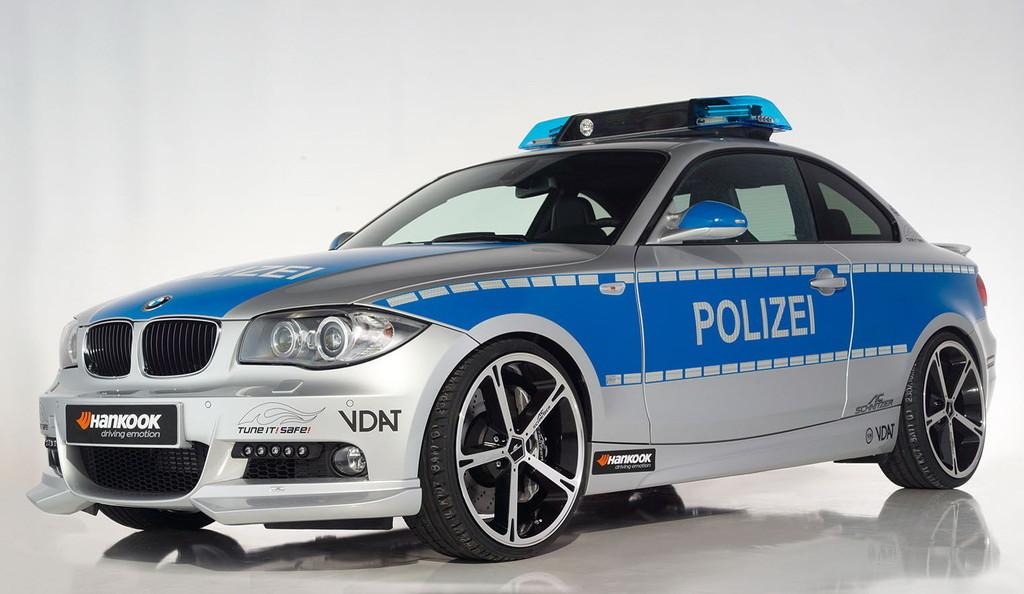Foto de BMW 123d Coupé por AC Schnitzer, vuelve TUNE IT! SAFE! (1/34)