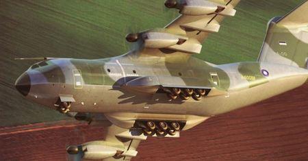 Cuando los neumáticos vuelan en la tierra y en el cielo, Dunlop Aircraft