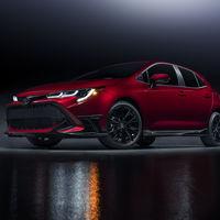 El Toyota Corolla Special Edition se pone sabor a 'hot-hatch' para no pasar desapercibido