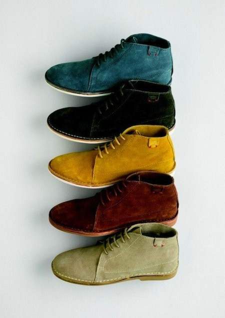 Nueva colección de calzado LEVI'S para la Primavera-Verano 2013