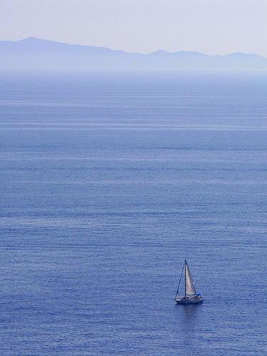 vela mar