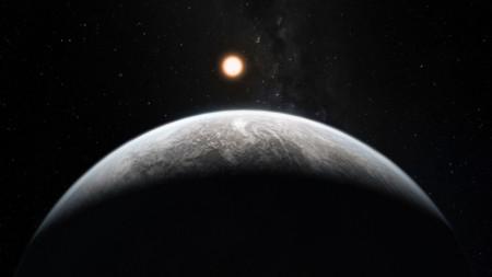 Super Earth Hd 85512 Alien Planet 2