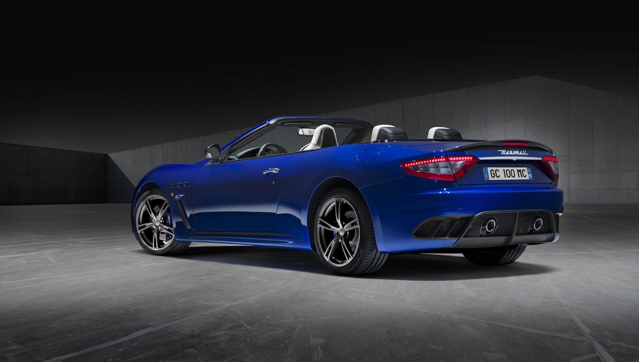 Foto de Maserati GranTurismo MC Stradale Centennial Edition y GranCabrio MC Centennial Edition (18/33)