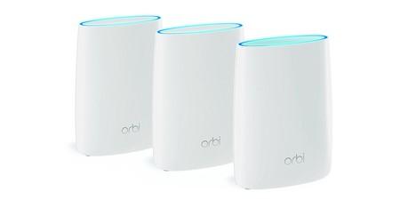 Con un ahorro de 115 euros, hoy en Amazon te puedes hacer con el set de WiFi en malla Netgear Orbi RBK53-100PES por 454,90 euros