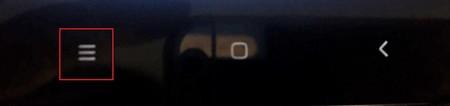 Boton Aplicaciones Xiaomi