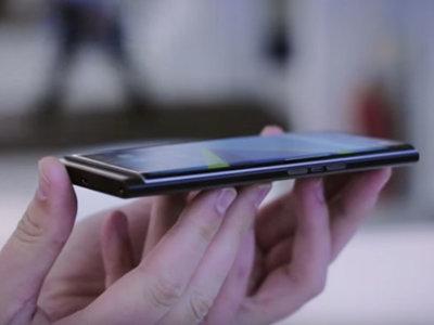 Un nuevo vídeo muestra la BlackBerry Priv en detalle y funcionando