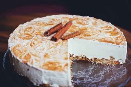 Cómo hacer tarta fría de horchata y de leche merengada