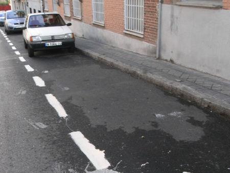 Parquimetros en Carabanchel Alto