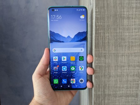 Xiaomi Mi 10 Frontal