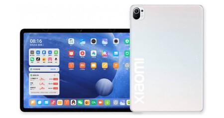 Xiaomi Mi Pad 5: confirmado un primer modelo con doble batería de 8.520 mAh y procesador Snapdragon 870
