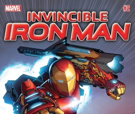 Riri Williams Iron Man 3