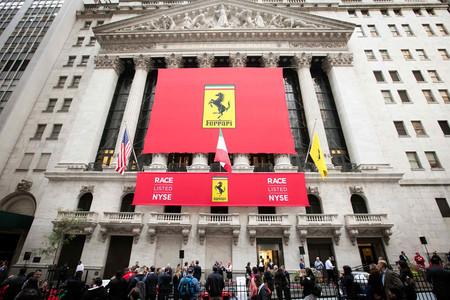 Ferrari Wall Street