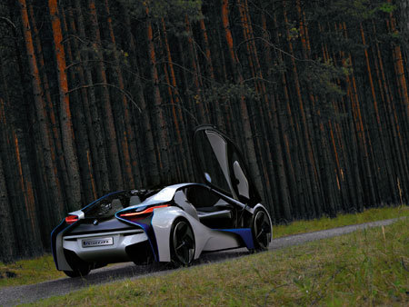 Foto de BMW Vision EfficientDynamics (1/6)