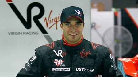 Jérome d'Ambrosio correrá con Marussia Virgin Racing en 2011