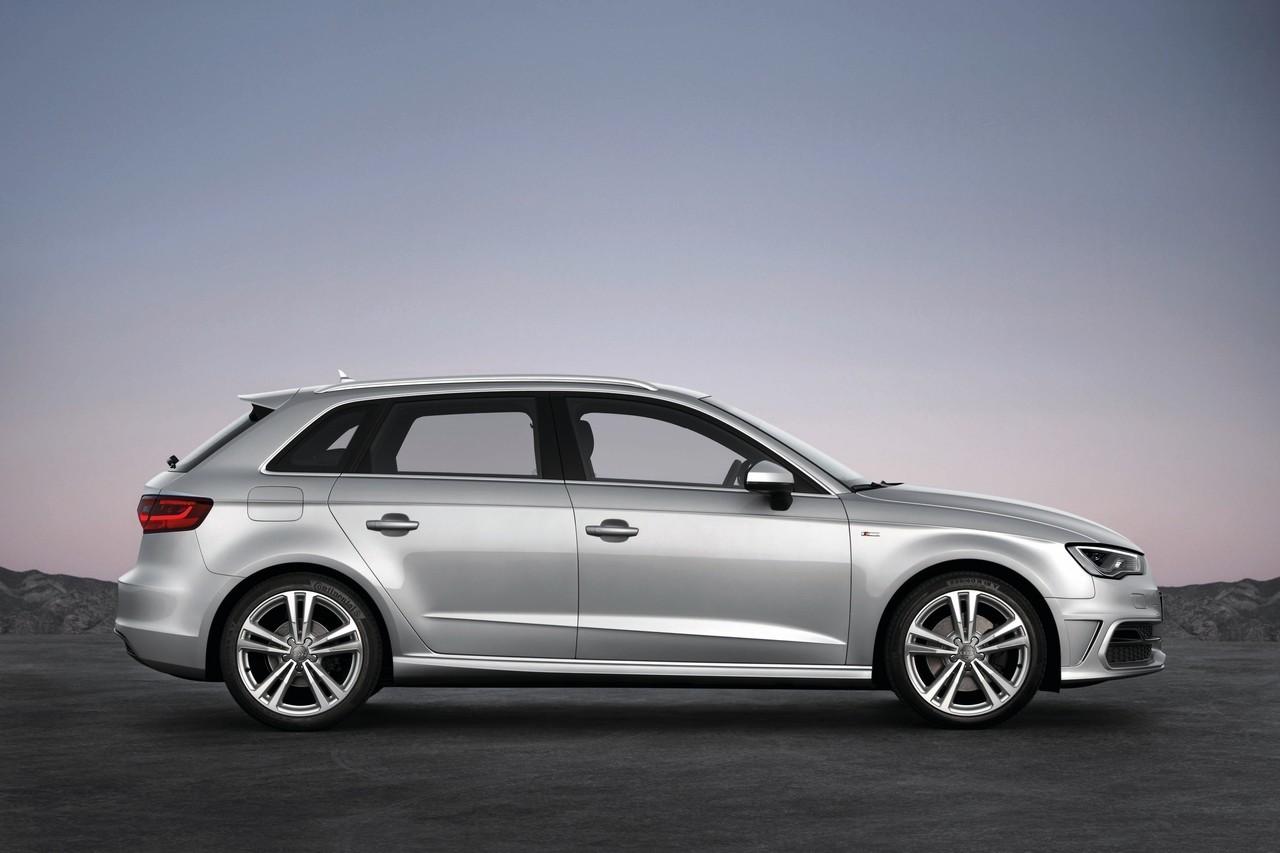 Foto de Audi A3 Sportback 2013 (25/52)